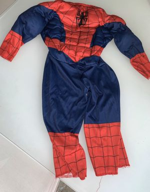 Spider-Man costume size 1-2t for Sale in Cutler Bay, FL