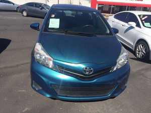 2012 Toyota Yaris with 100,000 miles for $500 down we accept good bad and no c r e d I t for Sale in Phoenix, AZ