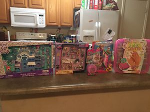 Littlest Pet Shop , Shopkins , Barbie 🎄 for Sale in Phoenix, AZ