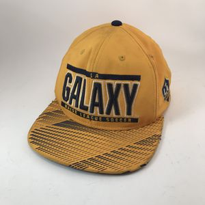 LA Galaxy Soccer Adidas Baseball Hat for Sale in Anchorage, AK