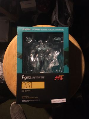 Figma: Guyver Action Figure *RARE* for Sale in Las Vegas, NV