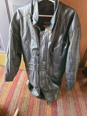 Motorcycle Leather Jacket for Sale in Deer Park, IL