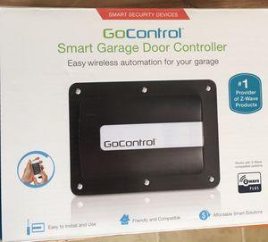 Smart garage door opener for Sale in Washington, DC