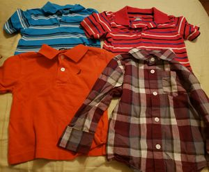 2T Boy's Dress shirt bundle for Sale in Madison Heights, VA