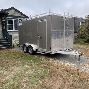 Proline Contractor Trailer for Sale in Beverly, MA