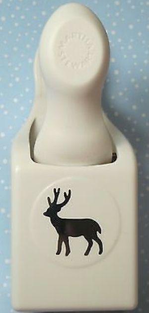 Martha Stewart Reindeer Christmas Craft Punch for Sale in Winston-Salem, NC