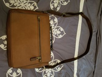 Aldo Leather Messenger Bag for Sale in Vancouver,  WA