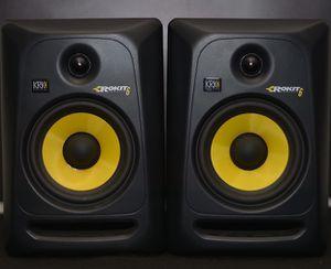 "KRK Rokit 6 RP6 G3 Active Studio Monitors (Pair) trade for HS 5"" for Sale in Detroit, MI"