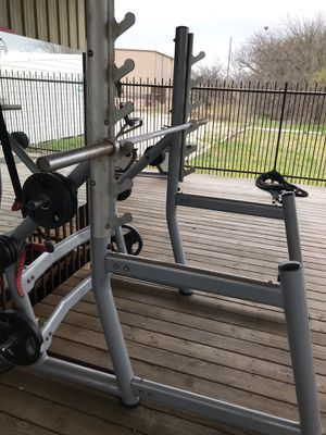 Gym equipment. No free weights. for Sale in Abilene, TX