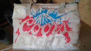 Coors light case cooler for Sale in Hyattsville, MD