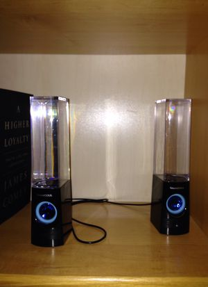 sound soul dancing water speakers for Sale in Culver City, CA