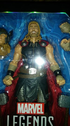 Marvel⚡Legends Thor for Sale in Baltimore, MD