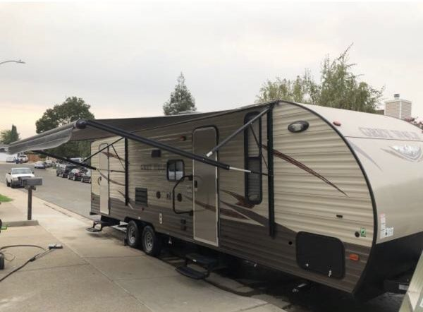 2016 Forest River Grey Wolf 26DBH travel trailer for Sale ...