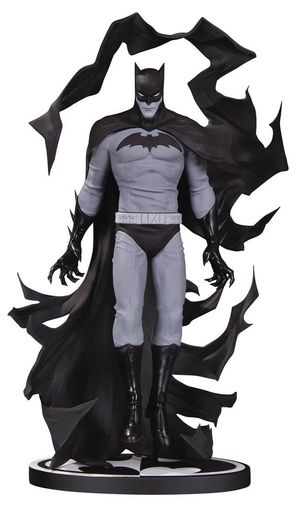 DC COLLECTIBLES BATMAN BLACK & WHITE STATUE BY BECKY CLOONAN LIMITED EDITION for Sale in AZ, US