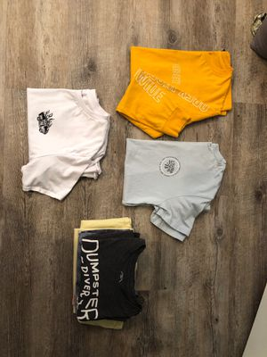 Small/Medium Mix of Tees for Sale in Santa Rosa Beach, FL
