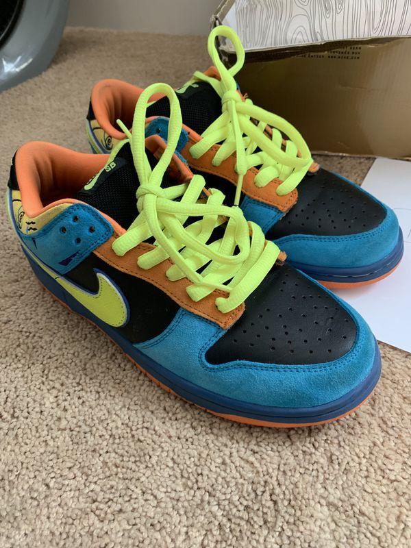 Nike SB Skate Or Die Size 9.5