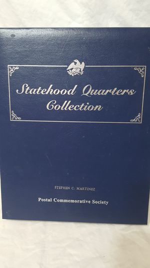 Statehood Quarters Collection 25 States for Sale in Phoenix, AZ