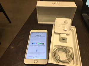Factory unlocked iPhone 8 Plus 64gb-Peach color for Sale in Tacoma, WA