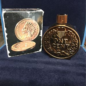 Avonindianhead. penny Excalibur aftershave for Sale in Cedar Park, TX
