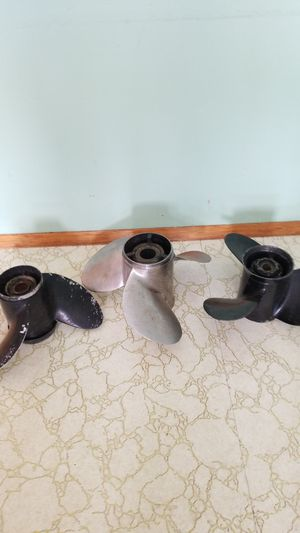 3 boat propellers for Sale in Hoquiam, WA