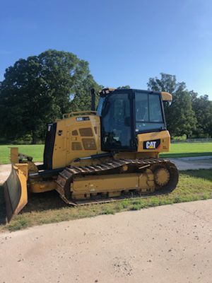 2015 CATERPILLAR D3K 2 LGP with grade control for Sale in Waynesville, MO