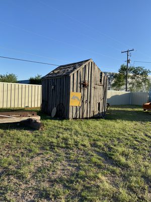 FREE!! Old wood pump house for Sale in Odessa, TX