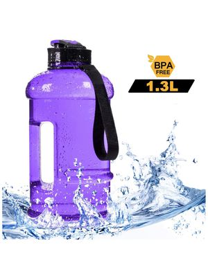 1.3 L water bottle (purple) for Sale in Palm Beach Gardens, FL