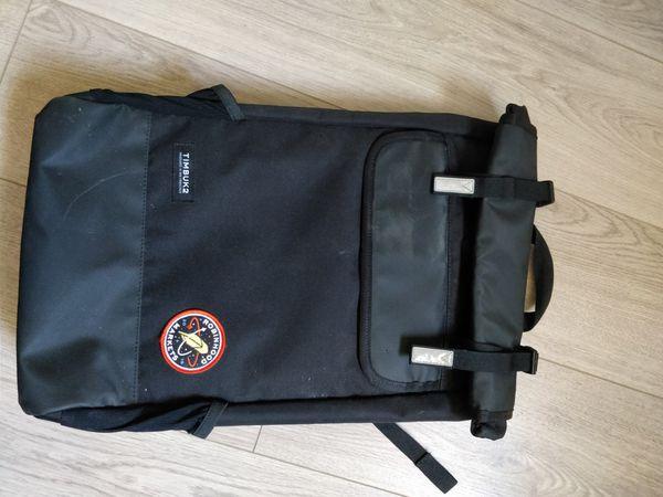 TIMBUK TIMBUK2 Waterproof Backpack Laptop Bag
