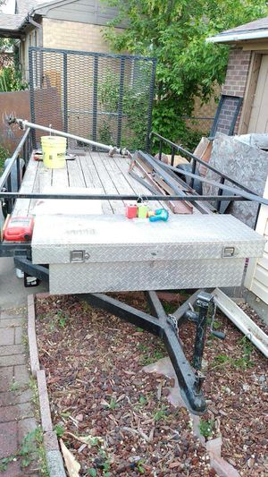 Trailer 6.4x12 good for Sale in Salt Lake City, UT