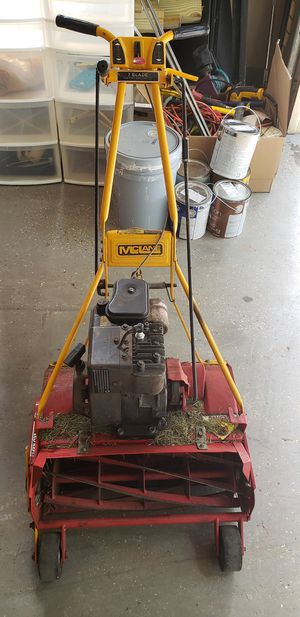 Mclane 7 blade greens mower for Sale in Stone Mountain, GA