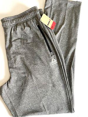 Men's Reebok Gray Sweat Pants for Sale in Chino, CA