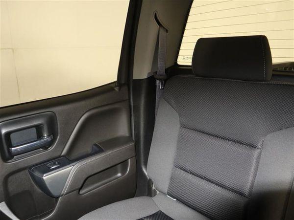 2017 Chevrolet Silverado 1500 V8
