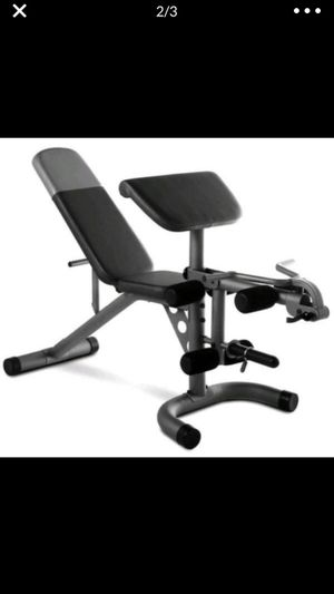 Workout weight bench - NEW for Sale in Tracy, CA