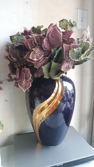 $10 vase and flowers for Sale in Falls Church, VA