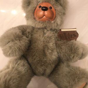 "Robert Raises Bear Cookie 12"" Poseable for Sale in Provo, UT"