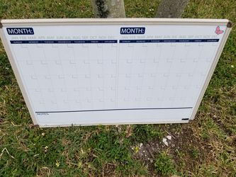 $10.00 - Planning Calendar Wall Board - Large! Lowest Price! for Sale in Miami,  FL