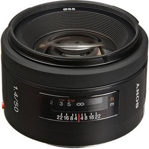 Used Sony 50mm F/1.4 Lens A Mount for Sale in Orlando, FL