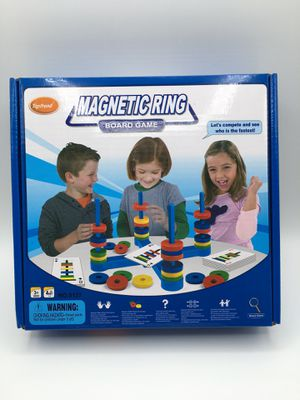 Brand New Magnetic Ring Family Board Games for Sale in Lake Villa, IL