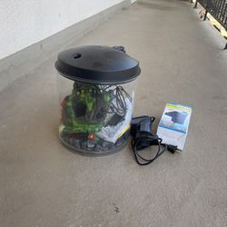 Betta Fish Tank Set-up for Sale in Long Beach,  CA