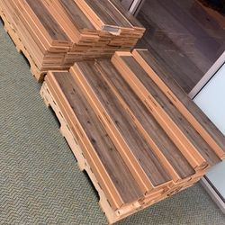 Luxury vinyl flooring!!! Only .88 cents a sq ft!! Liquidation close out! ZT for Sale in Houston,  TX