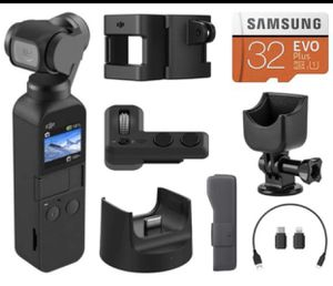 **SALE*** DJI Osmo Pocket Stabilizer Camera (4K) with Essential Bundle for Sale in Columbia, MD