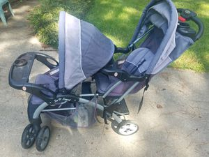 Baby trend sit and stand double stroller for Sale in Mableton, GA