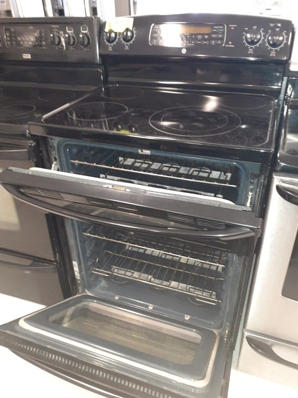 Ge double oven used in excellent condition with 90 days warranty