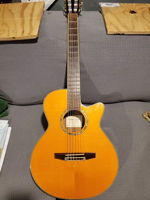 Ibanez electric classical guitar for Sale in Queens, NY