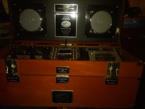 Spirits of Louis Charles lymberg CD boom box for Sale in Houston, TX
