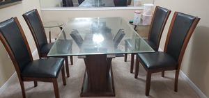 Furniture including Tv stand,, Dining table, 4 chairs, sofa, coffee table, bed, dresser for Sale in Sugar Land, TX