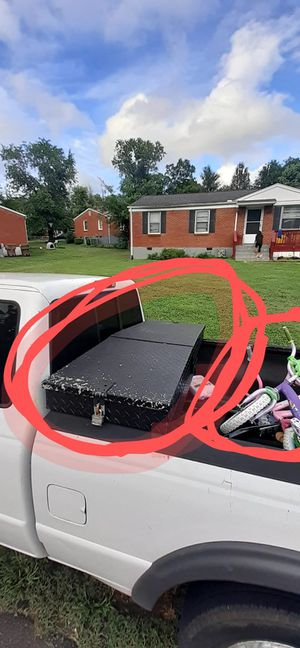 Tool box for Small truck for Sale in Nashville, TN