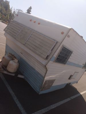 1968 SHASTA camper trailer in decent condition. for Sale in Marysville, WA