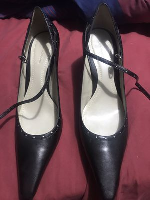 Ann Taylor strap heels size 9.5 for Sale in Hublersburg, PA