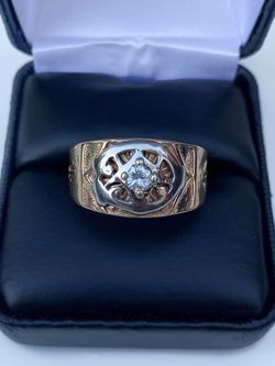 14k Gold Diamond Ring for Sale in South Gate,  CA